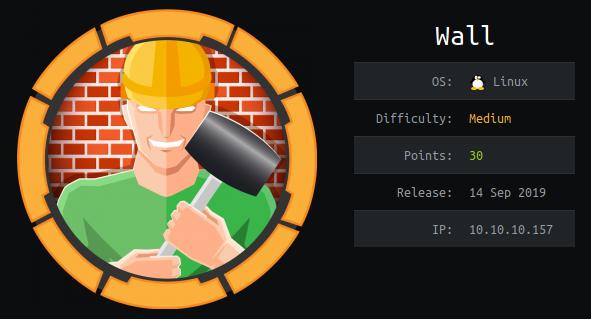 Hack The Box: Wall – Khaotic Developments